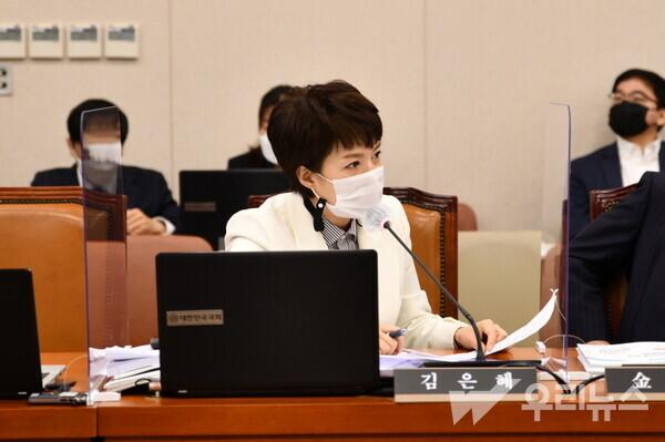 국민의힘 김은혜 의원(국회 국토교통위원회, 성남시 분당구갑)